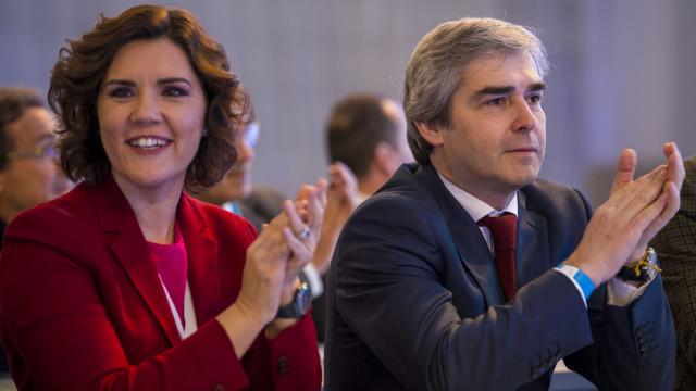 """PSD votará a favor da moção do CDS. """"Faz muito bem. Mal seria"""""""