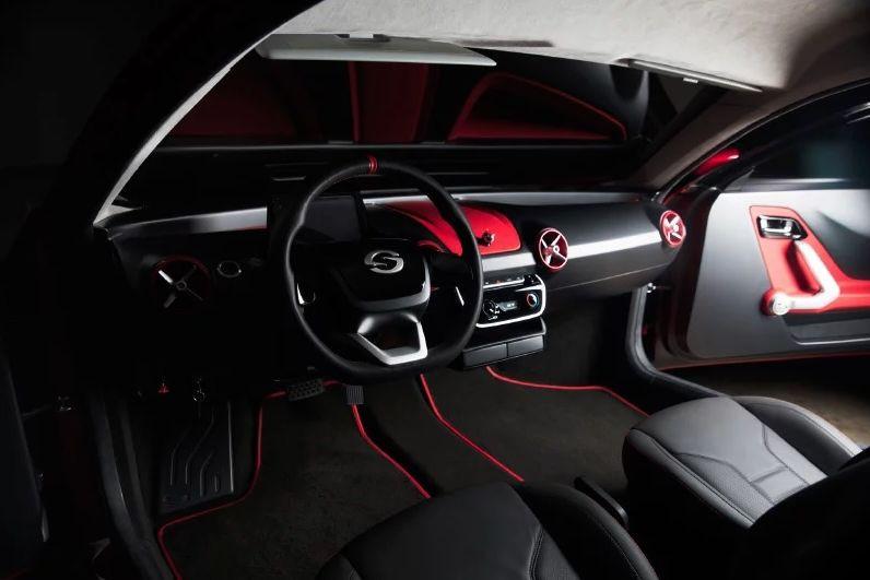 Sondors apresenta um carro elétrico como nunca viu
