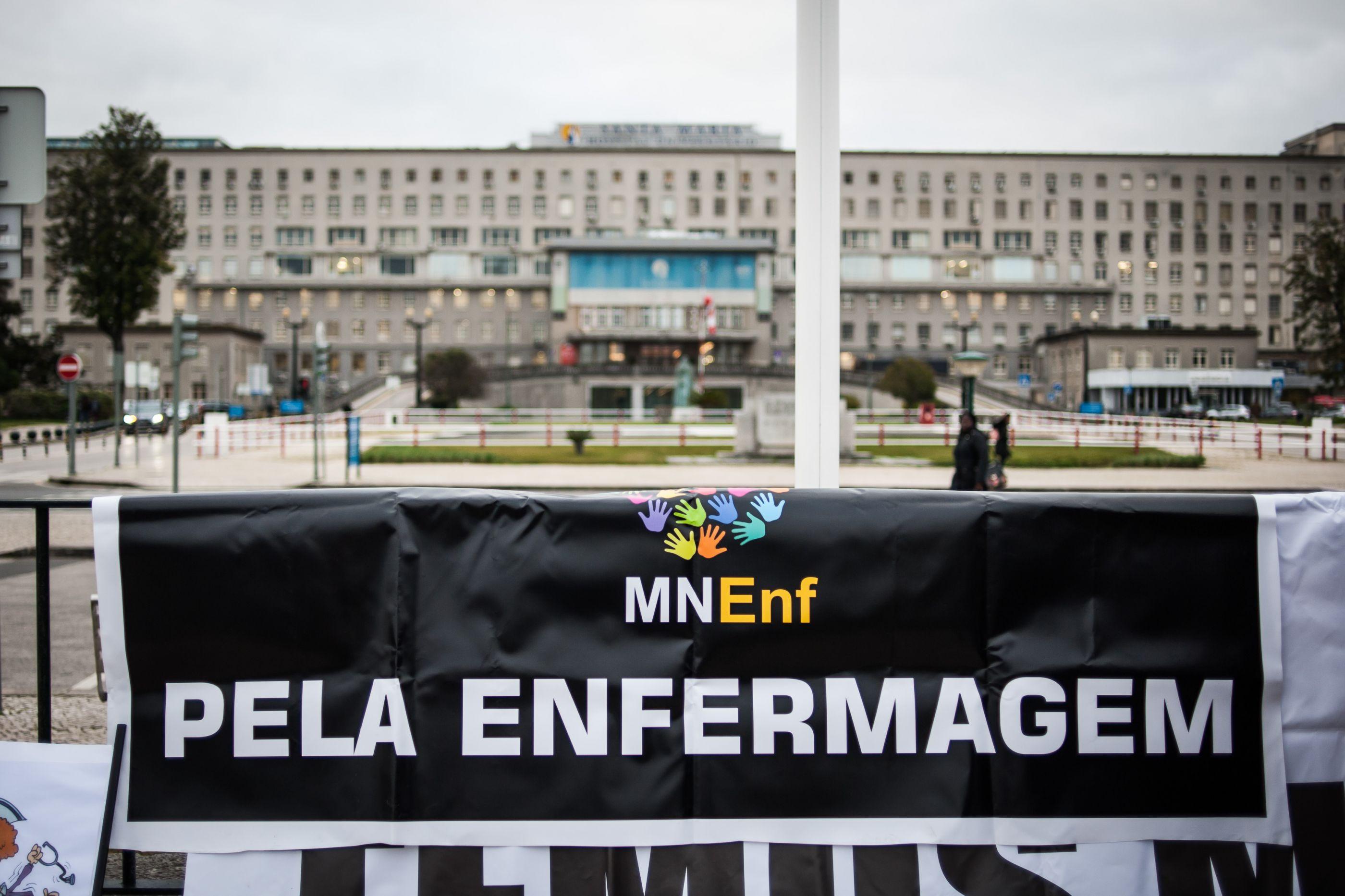 ASAE vai investigar donativos que financiam greve dos enfermeiros