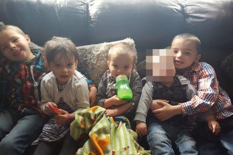 Casal detido após incêndio em casa que tirou a vida a quatro crianças