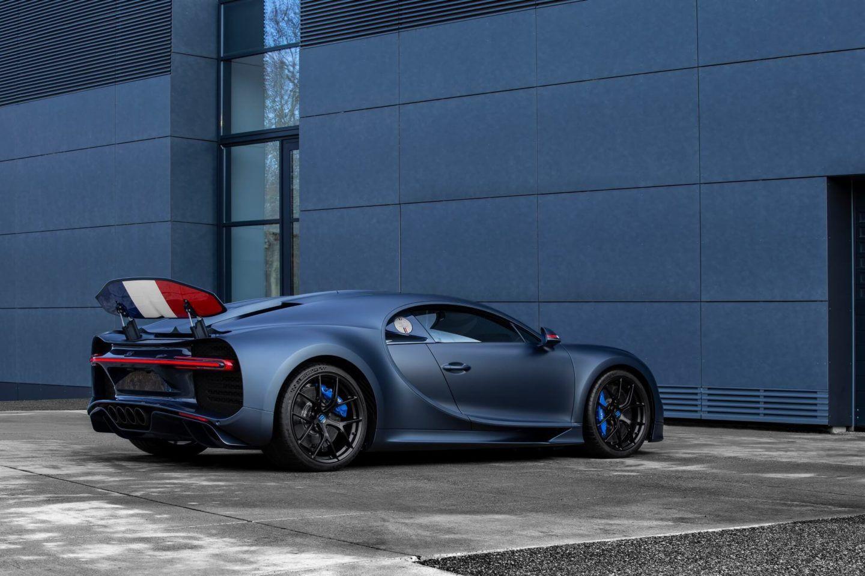 Bugatti Chiron Sport: Há melhor forma de comemorar 110 anos?