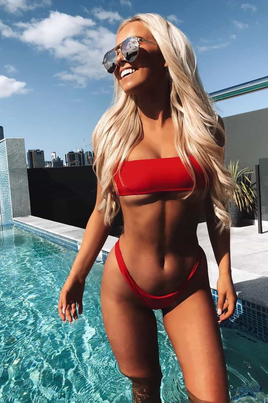 Madison Woolley: O pecado em forma humana