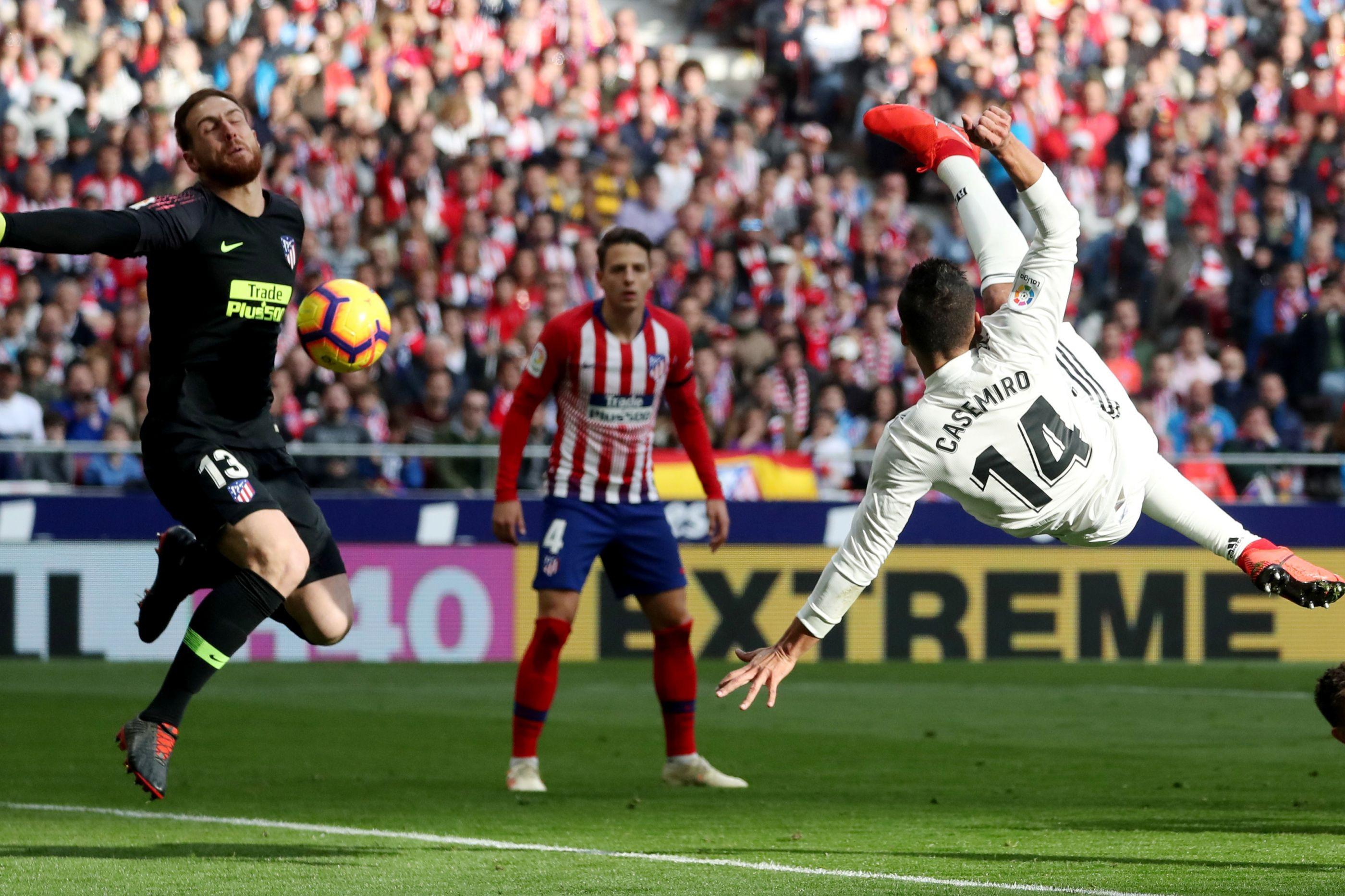 Real vence dérbi de Madrid e ultrapassa Atlético na tabela classificativa