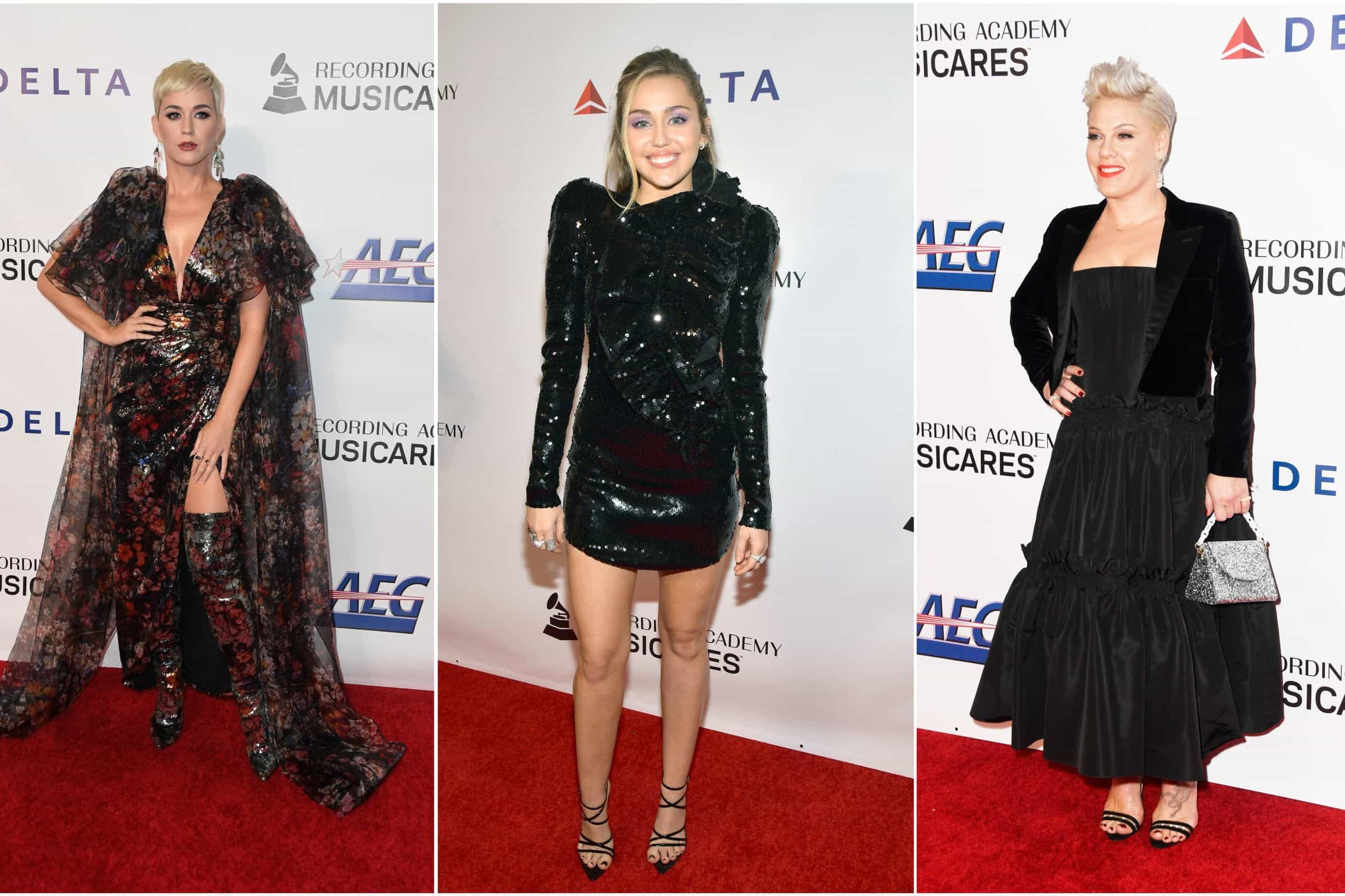 MusiCares Person of the Year: Os looks que marcaram o evento