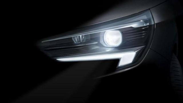 Novo Opel Corsa vai pesar menos de 1000kg