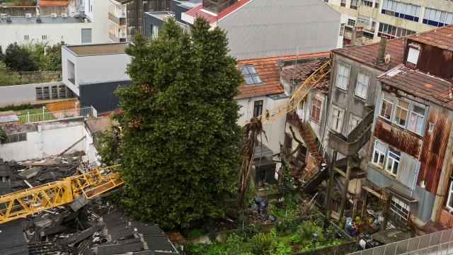 Câmara do Porto cria grupo para avaliar e tomar medidas sobre gruas