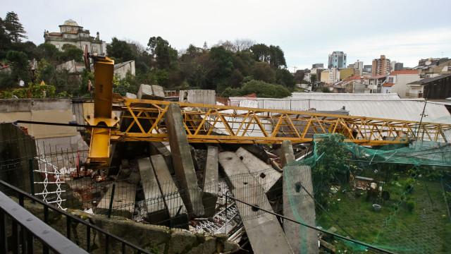 Porto. Empresa que instalou as gruas avança com queixa contra sindicato