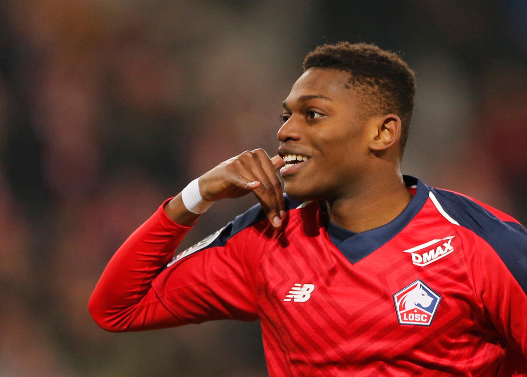Lille vence e continua a 10 pontos do PSG, Lyon perde e atrasa-se