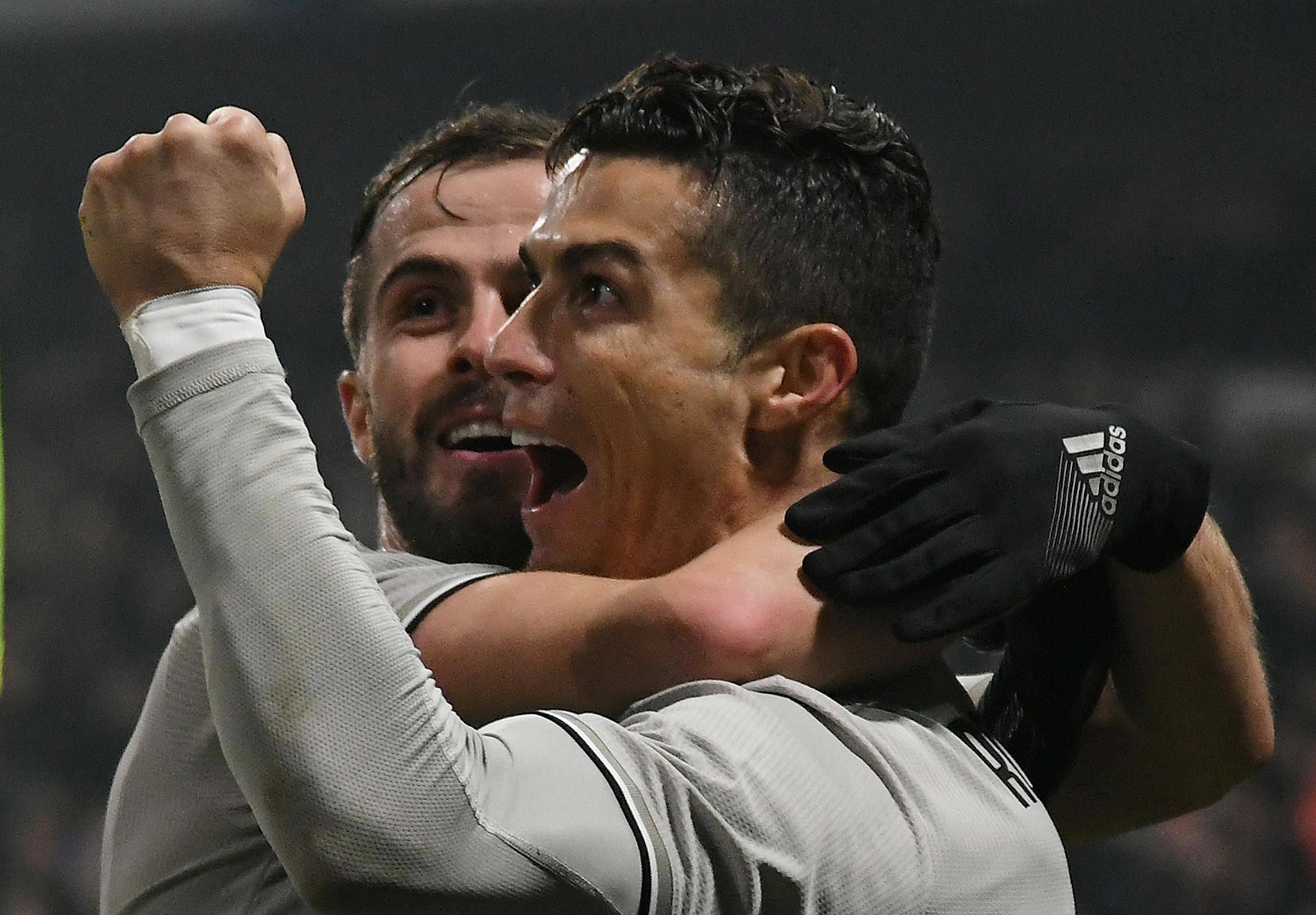 'Meraviglioso': Assim relataram os italianos mais um golo de CR7