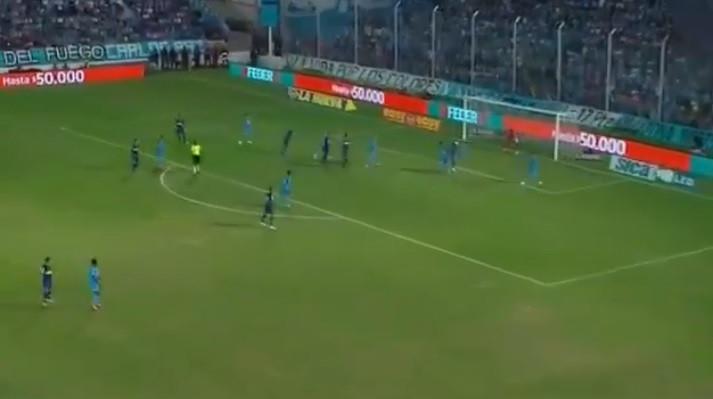 Benfiquista Lisandro López já marca pelo Boca Juniors