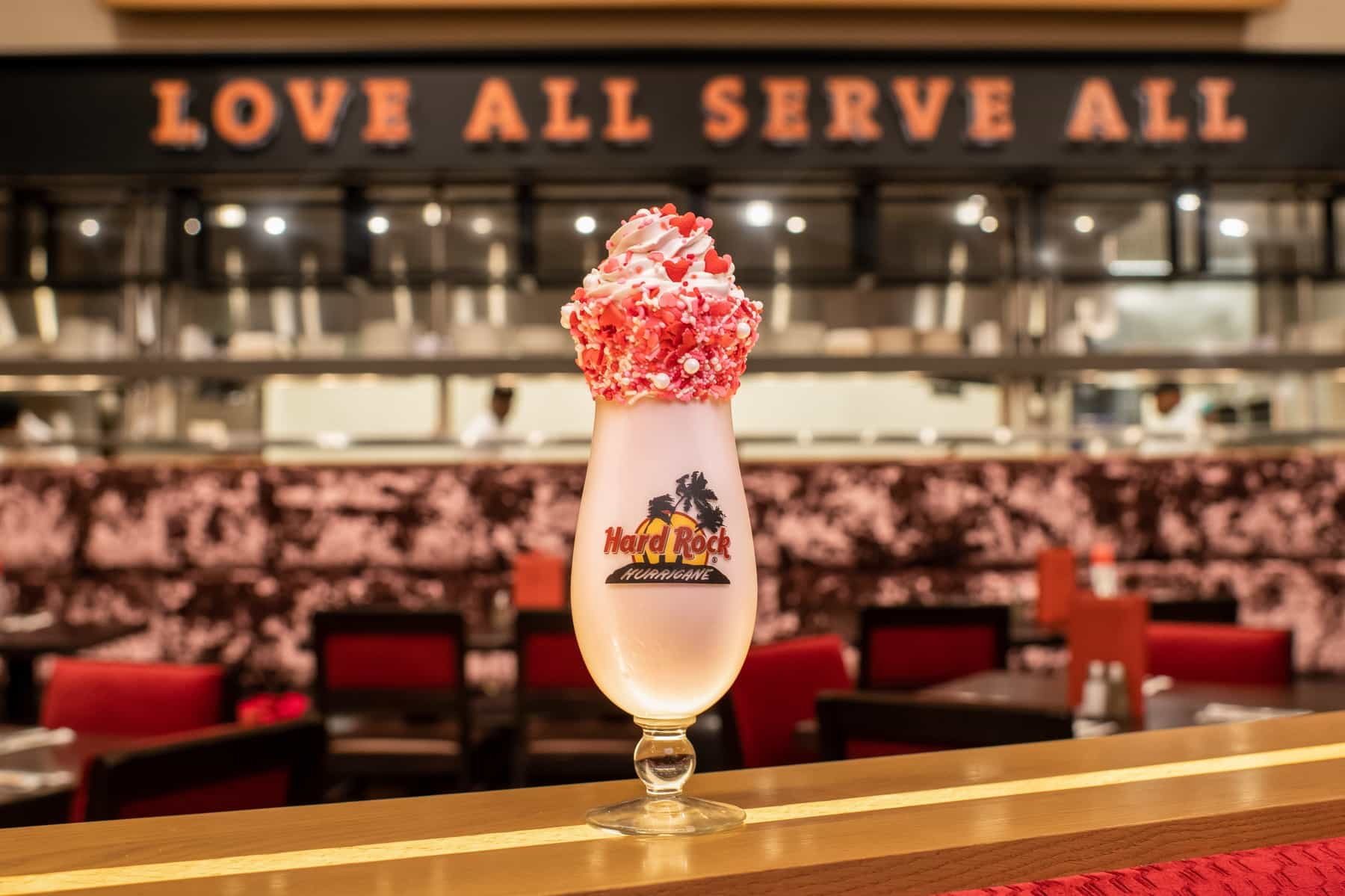 'The Falvours of Love': Hard Rock Cafe celebra o amor com menu especial