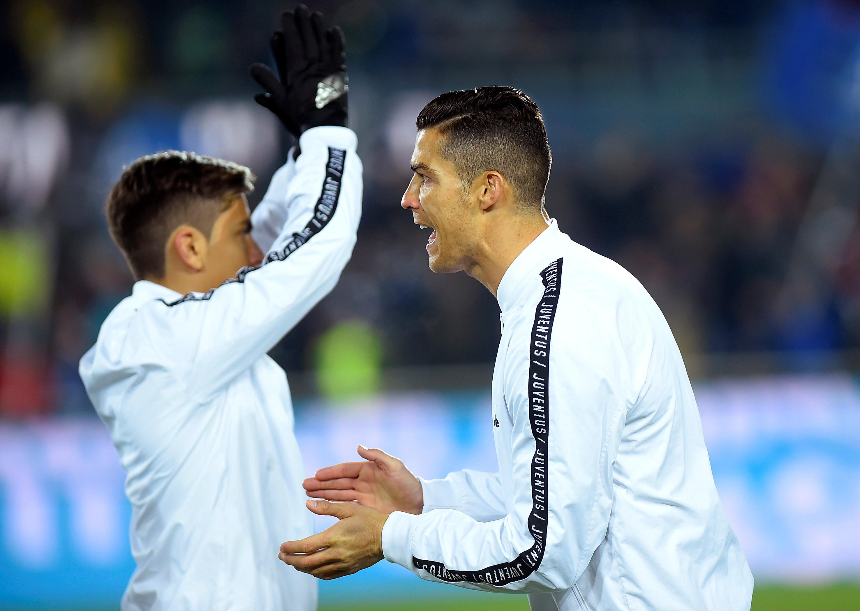 CR7 homenageou Dybala e o argentino já respondeu ao luso