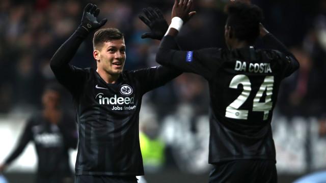 Quanto ganhou e quanto poderá ainda ganhar o Benfica com Jovic?