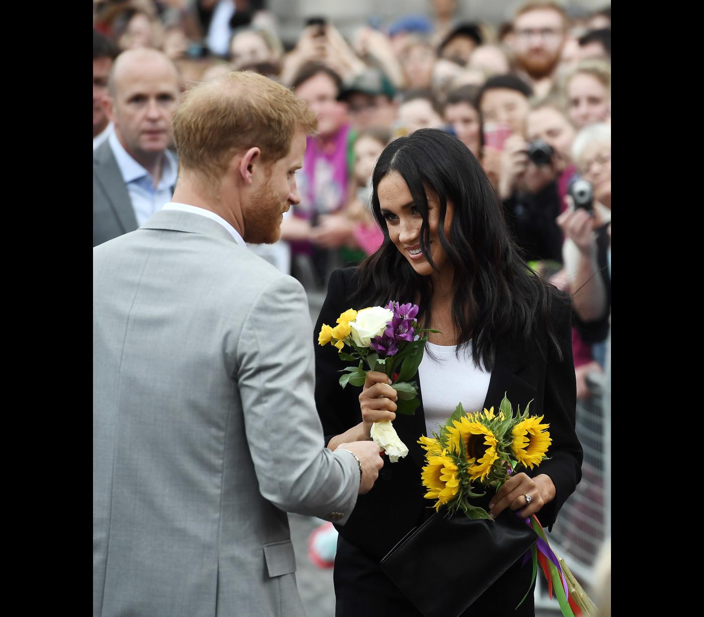 A cumplicidade entre o príncipe Harry e Meghan Markle