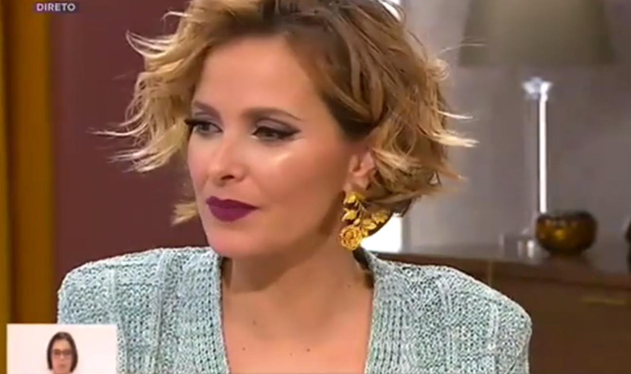 """Cristina Ferreira comovida: """"Há momentos difíceis de viver em direto"""""""