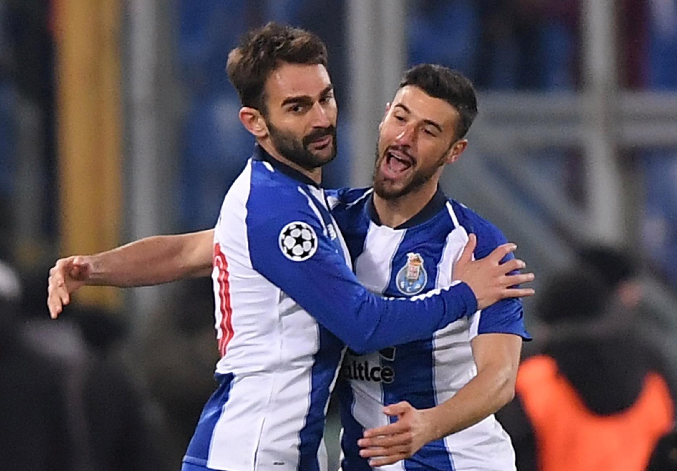 Adrián Lopéz marcou? Italianos relataram assim o Roma-FC Porto