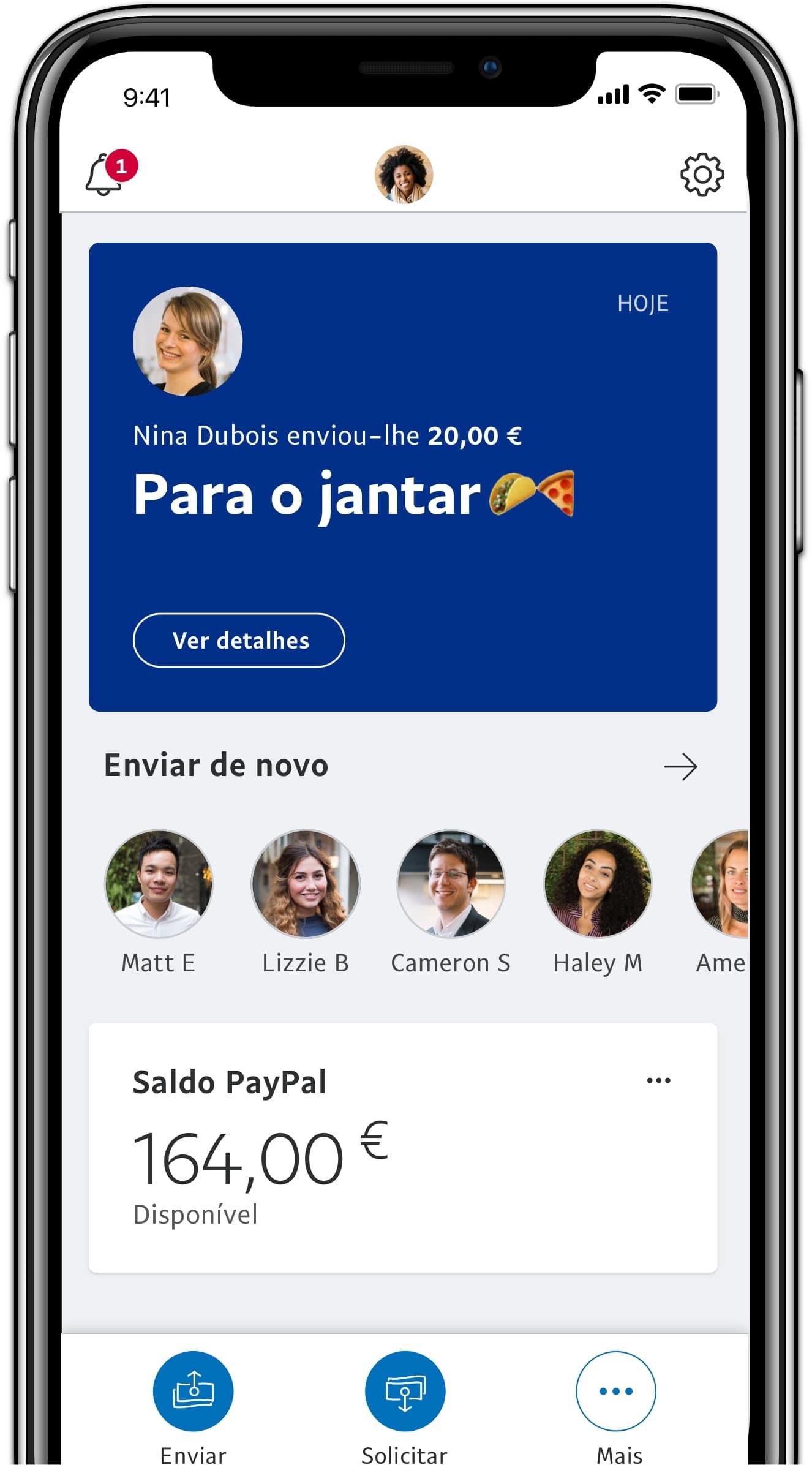 PayPal rivaliza com o MB Way e permite fazer transferências gratuitas