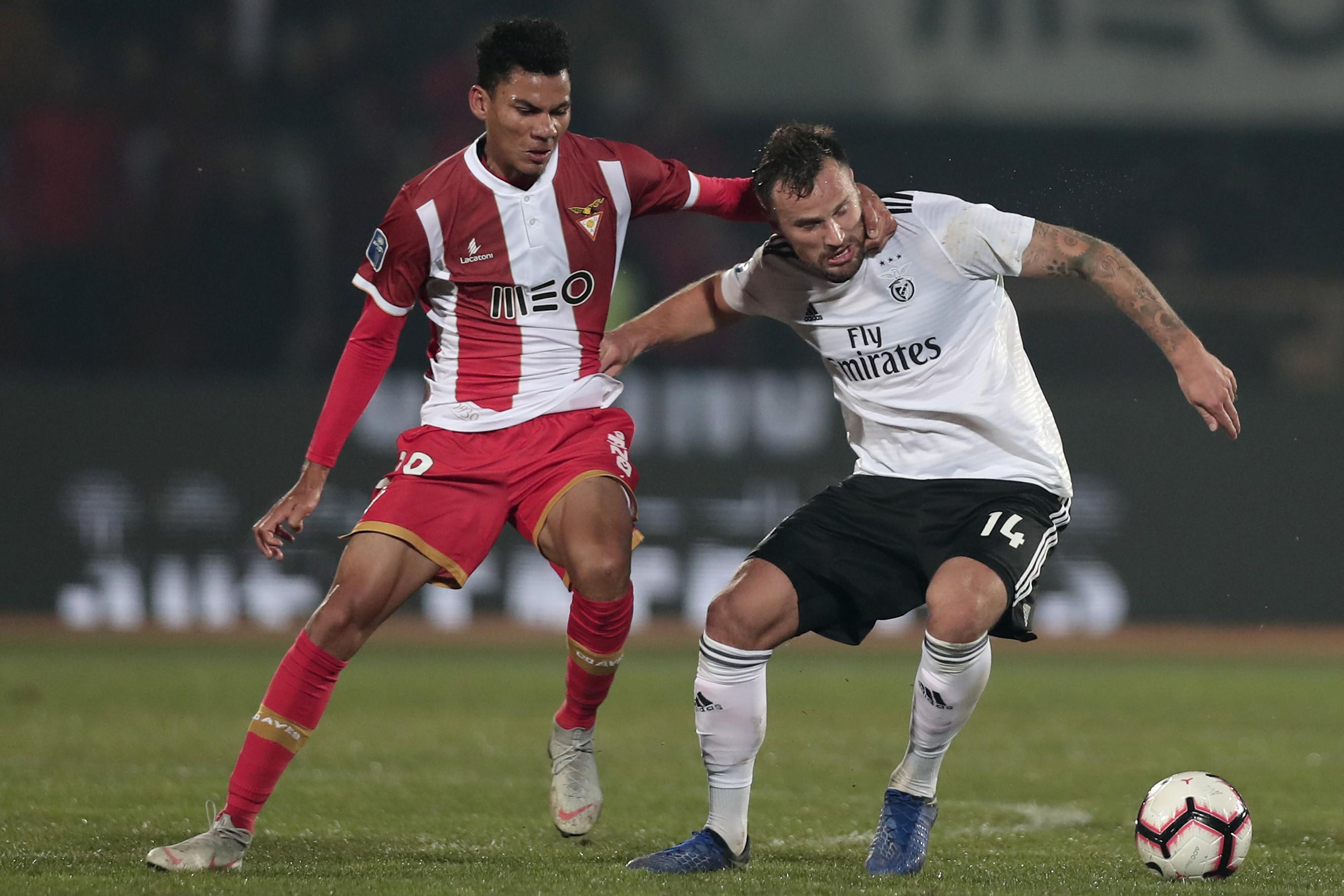 Bilhetes para o Aves-Benfica entre os 25 e os 30 euros
