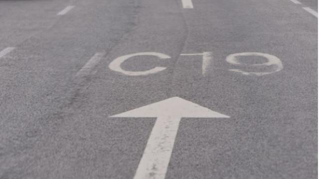 IC19 cortado devido a acidente. Uma das vias só reabrirá pelas 17h00