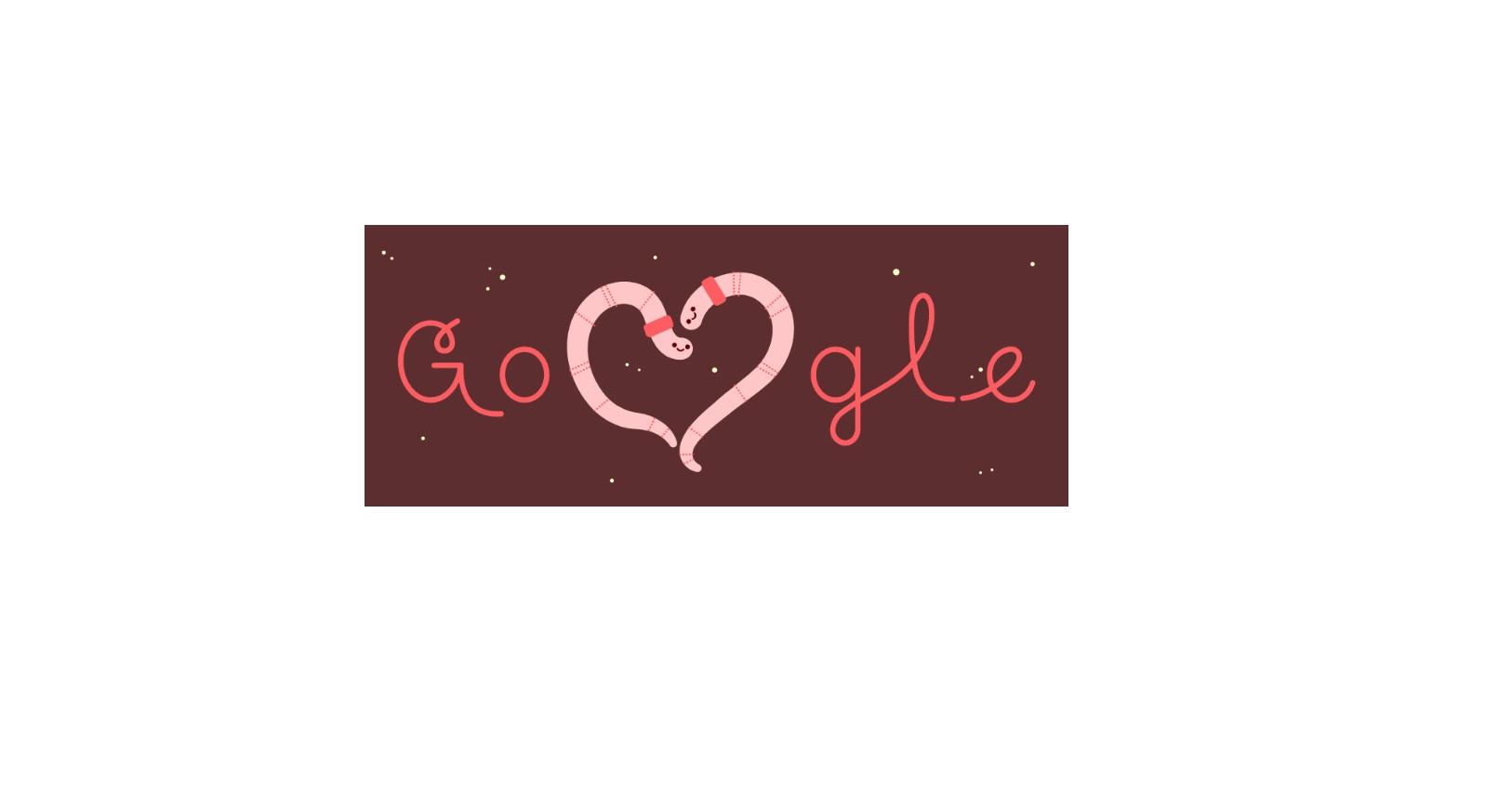 A Google já começou a festejar o dia de São Valentim