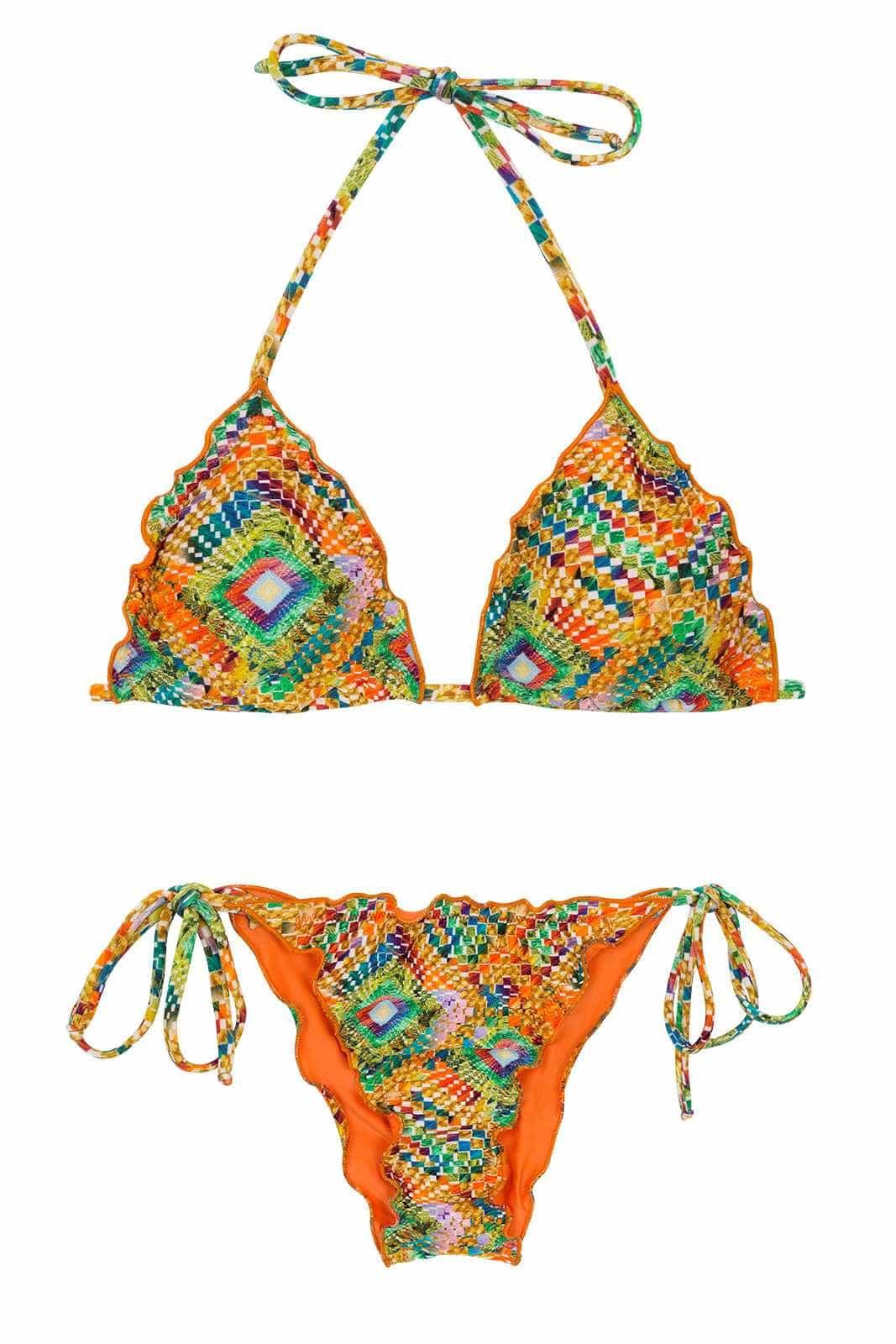 Quando o corpo anseia Vitamina Sea, o remédio é a Brazilian Bikini Shop