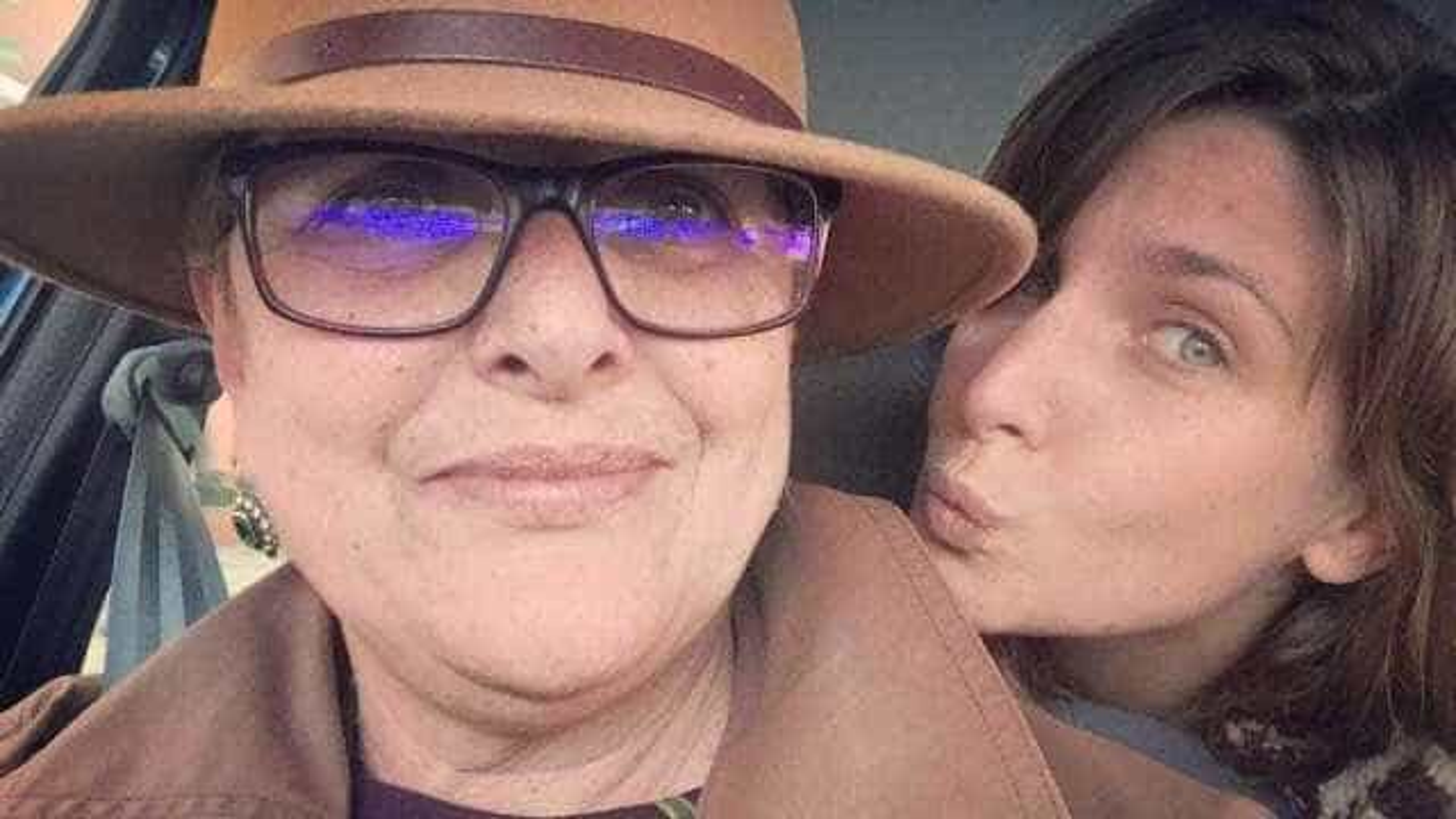 Luísa Castel-Branco chora ao lembrar que a filha saiu de casa aos 17 anos