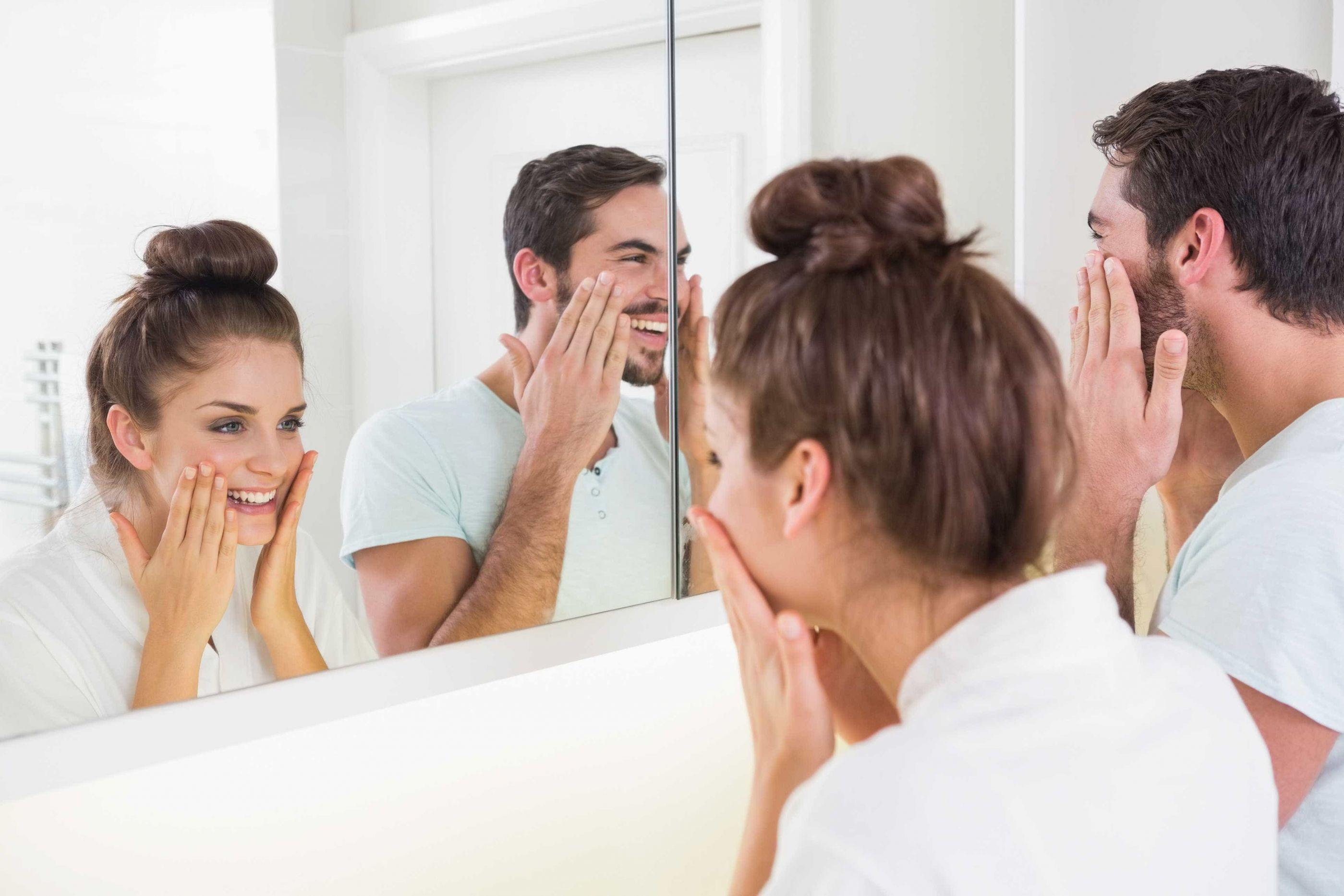 Espelho meu: Cinco segredos para uma pele resplandecente