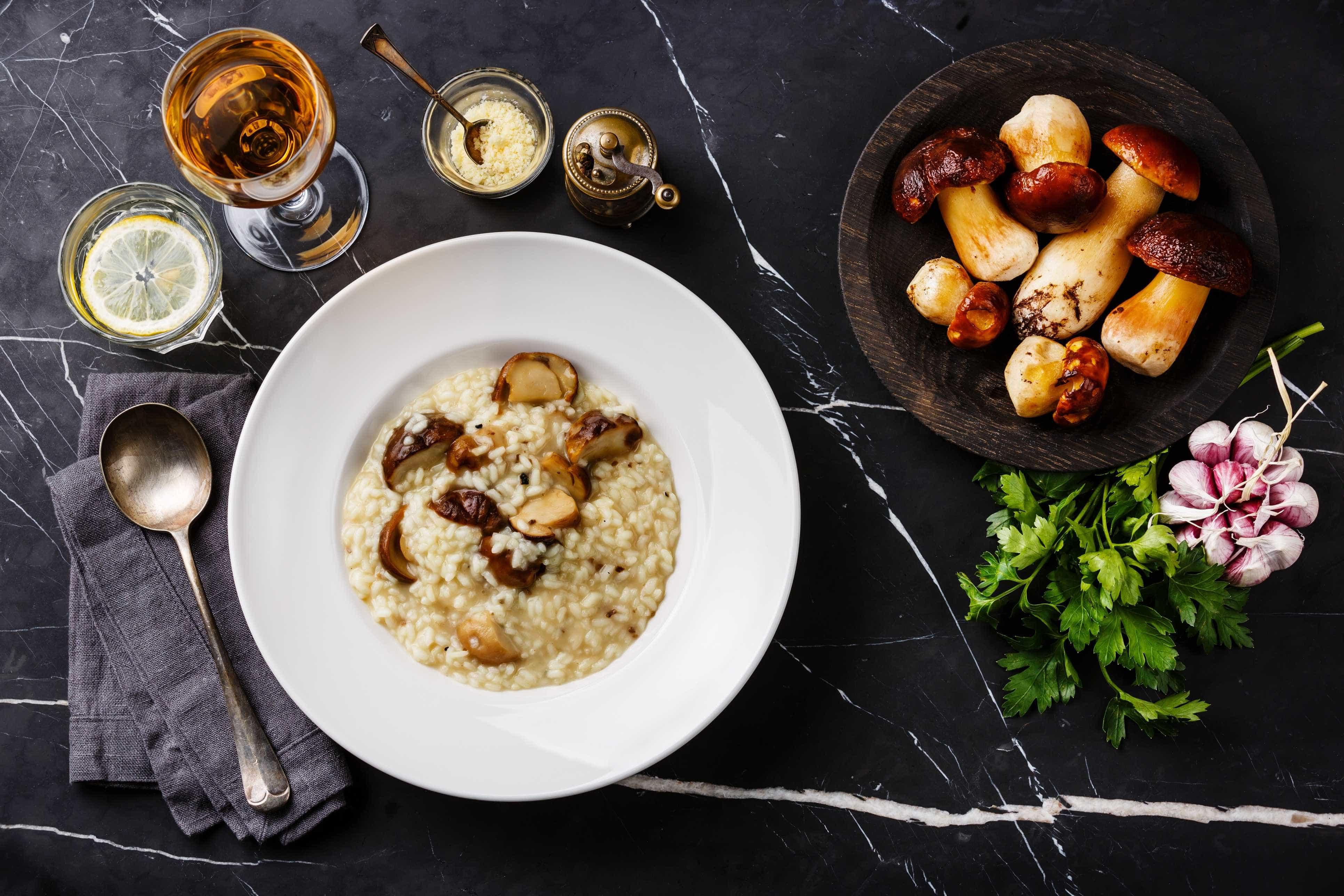 Infame celebra época dos cogumelos com menu de degustação especial