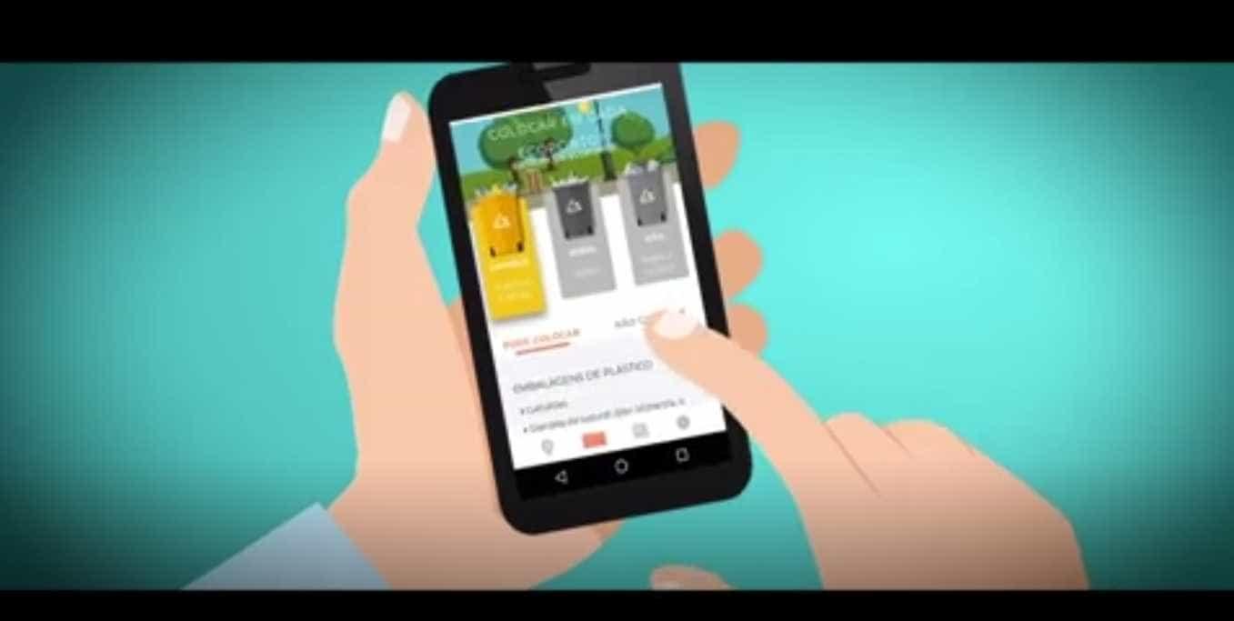 Mais de 18 mil portugueses já usaram a app que ajuda a separar o lixo