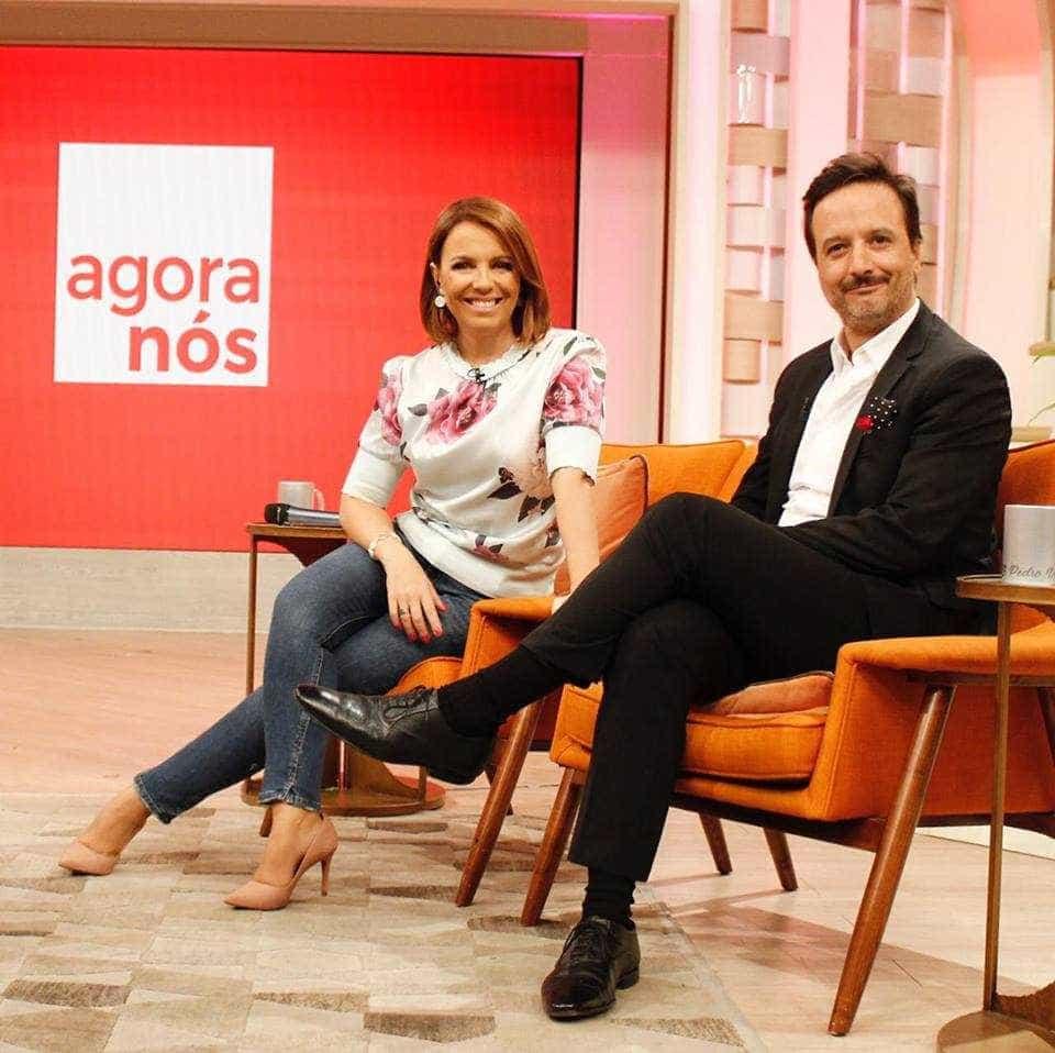Vídeo: O fim da dupla Tânia Ribas de Oliveira e José Pedro Vasconcelos