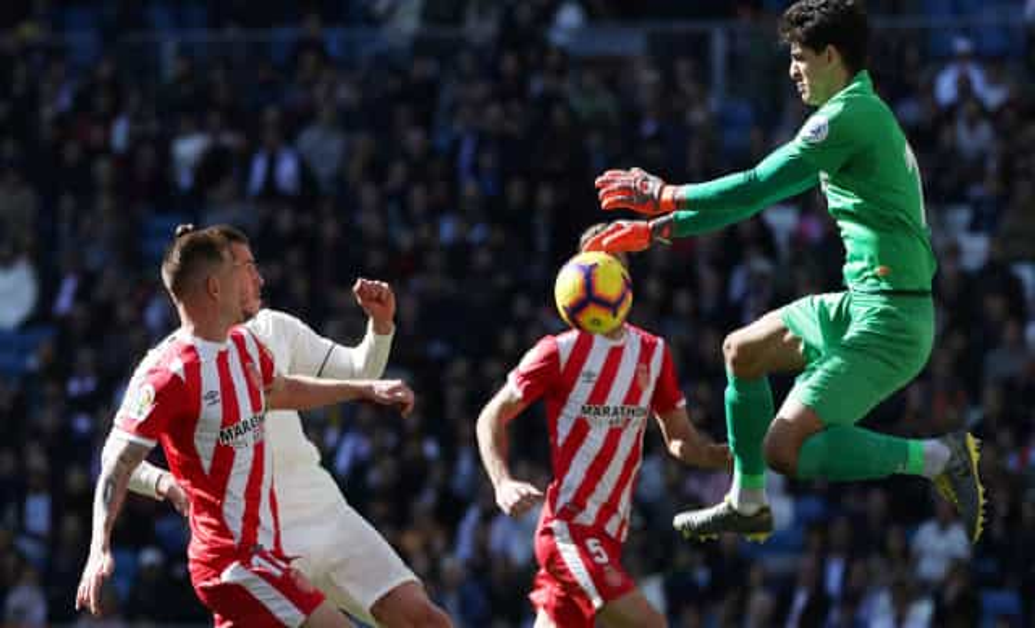 Adiós La Liga! Real Madrid atirou o título pela 'janela' diante do Girona