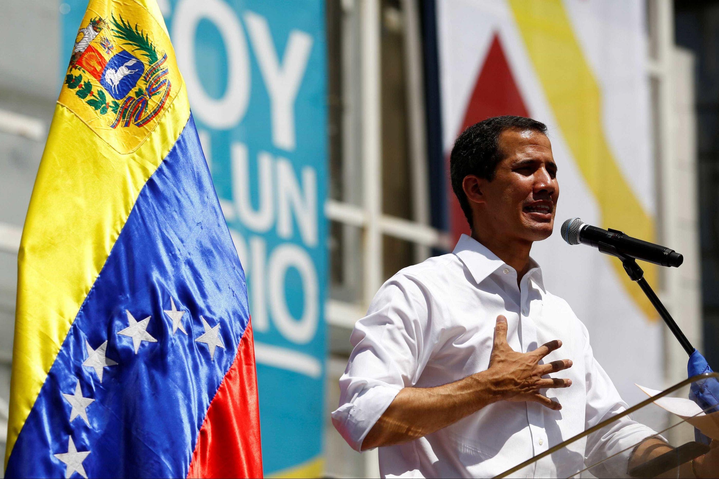 Representante de Guaidó descarta retirada do país da OEA