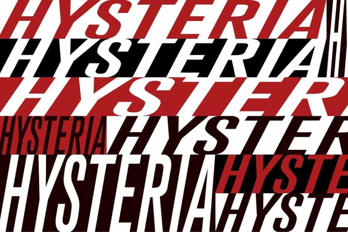 Projeto Hysteria junta artistas e público em torno da criação