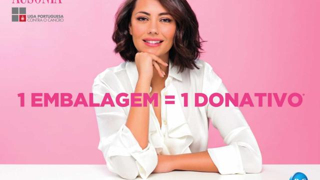 Campanha #UMAPORTODAS une AUSONIA e Sofia Ribeiro na luta contra o cancro