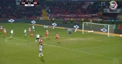 Foi assim que Rafa fez o segundo golo do Benfica na Vila das Aves