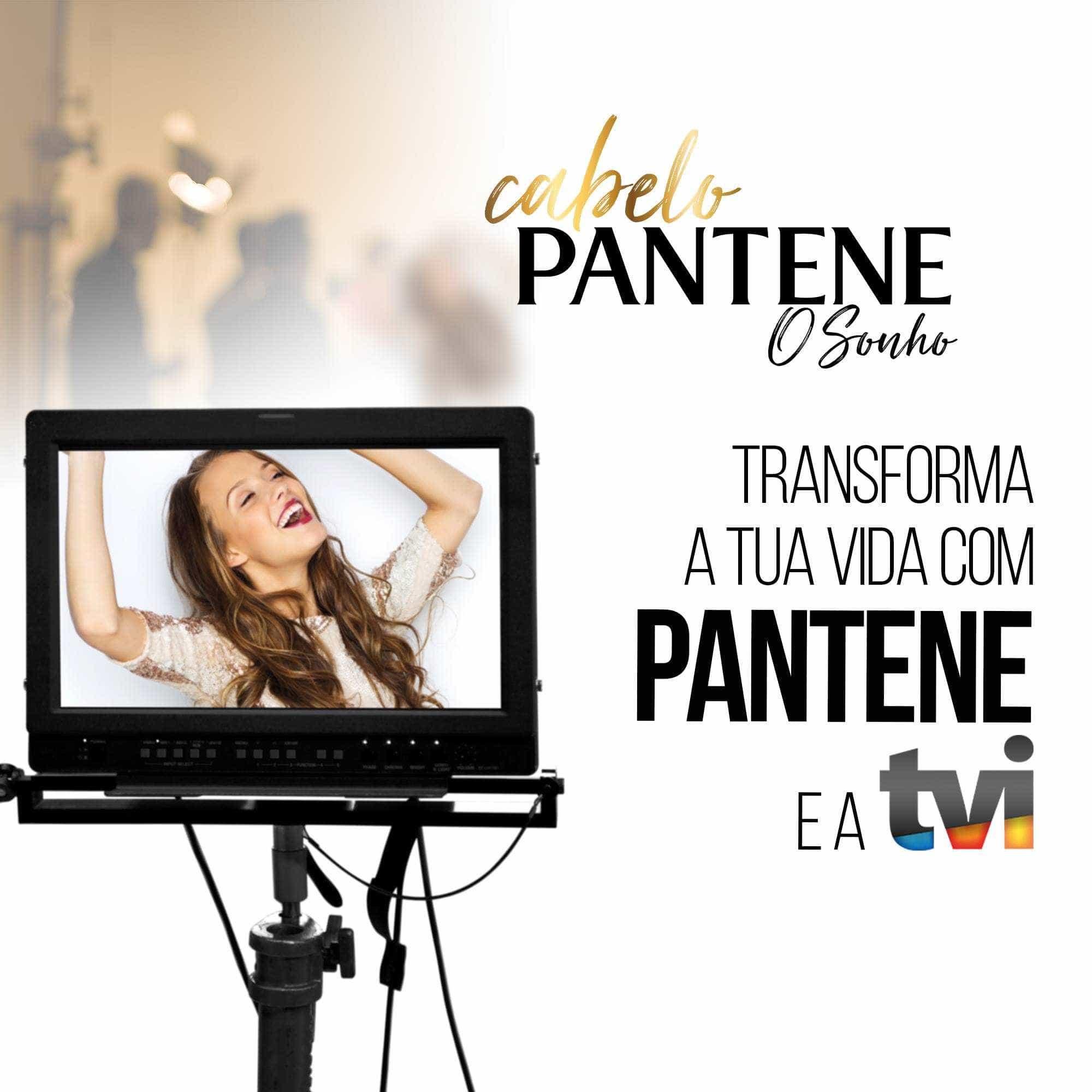 Pantene e TVI procuram o melhor cabelo de Portugal