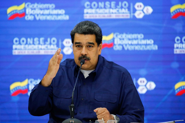 Nicolás Maduro compara discurso de Donald Trump com o de um nazi