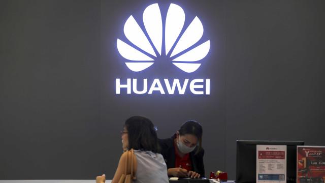 """Huawei """"determinada"""" a desenvolver o 5G em Portugal"""
