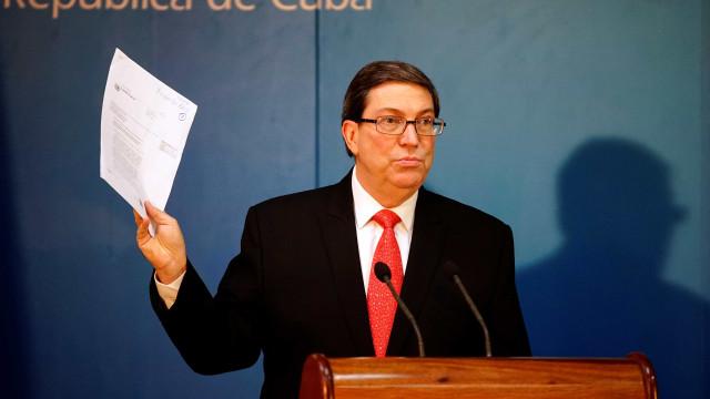 """Cuba rejeita """"ataque"""" dos EUA e assegura que nova medida """"irá fracassar"""""""
