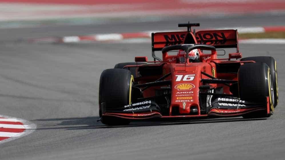 Leclerc brilhou na Ferrari na estreia de outro Fittipaldi na F1