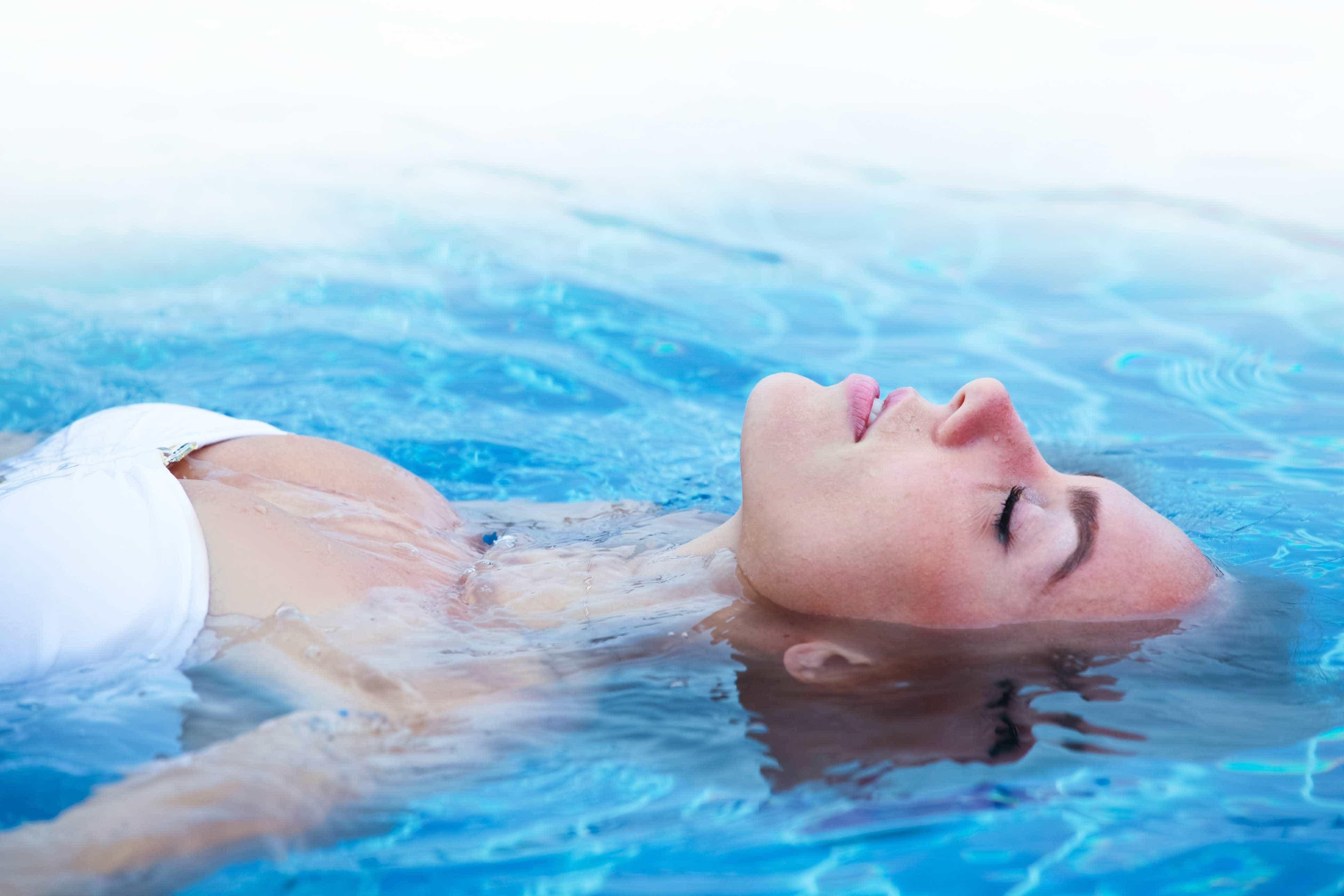Sem stress. Cinco benefícios de praticar natação