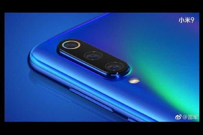 Mi 9. Eis o novo smartphone topo de gama da Xiaomi