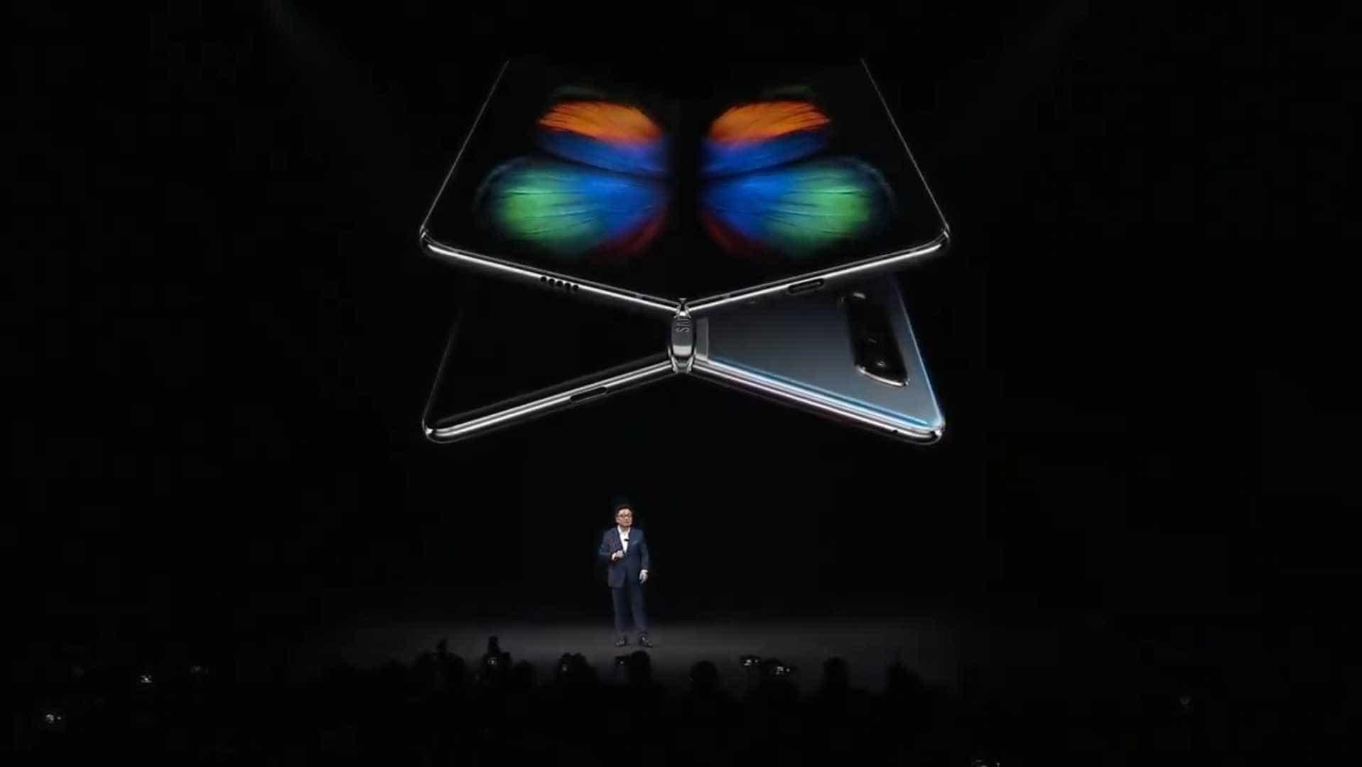 Samsung garante que não adiará lançamento do Galaxy Fold