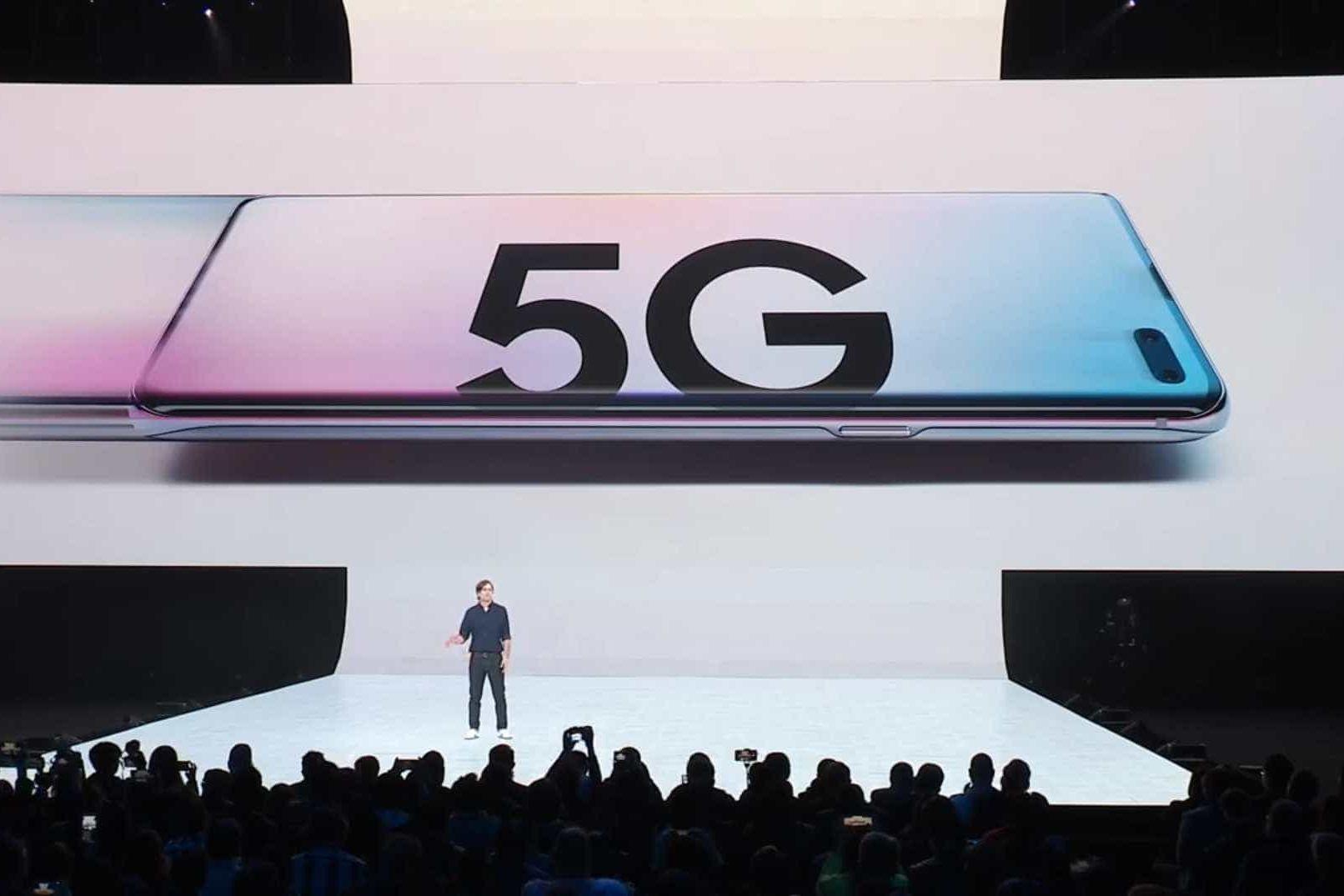 Galaxy S10 5G já tem data de lançamento