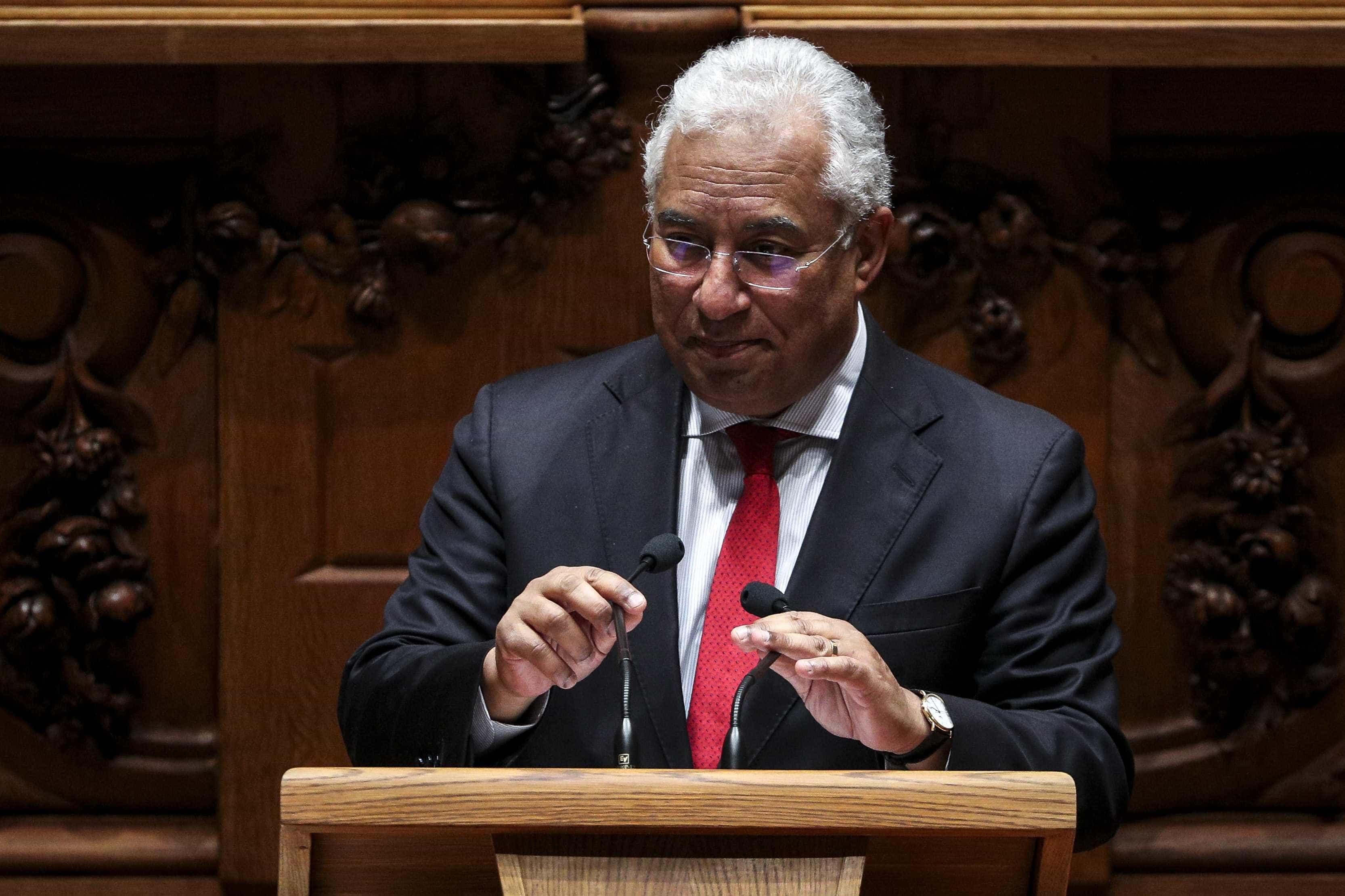 António Costa pede novo pacto social que dê esperança aos jovens