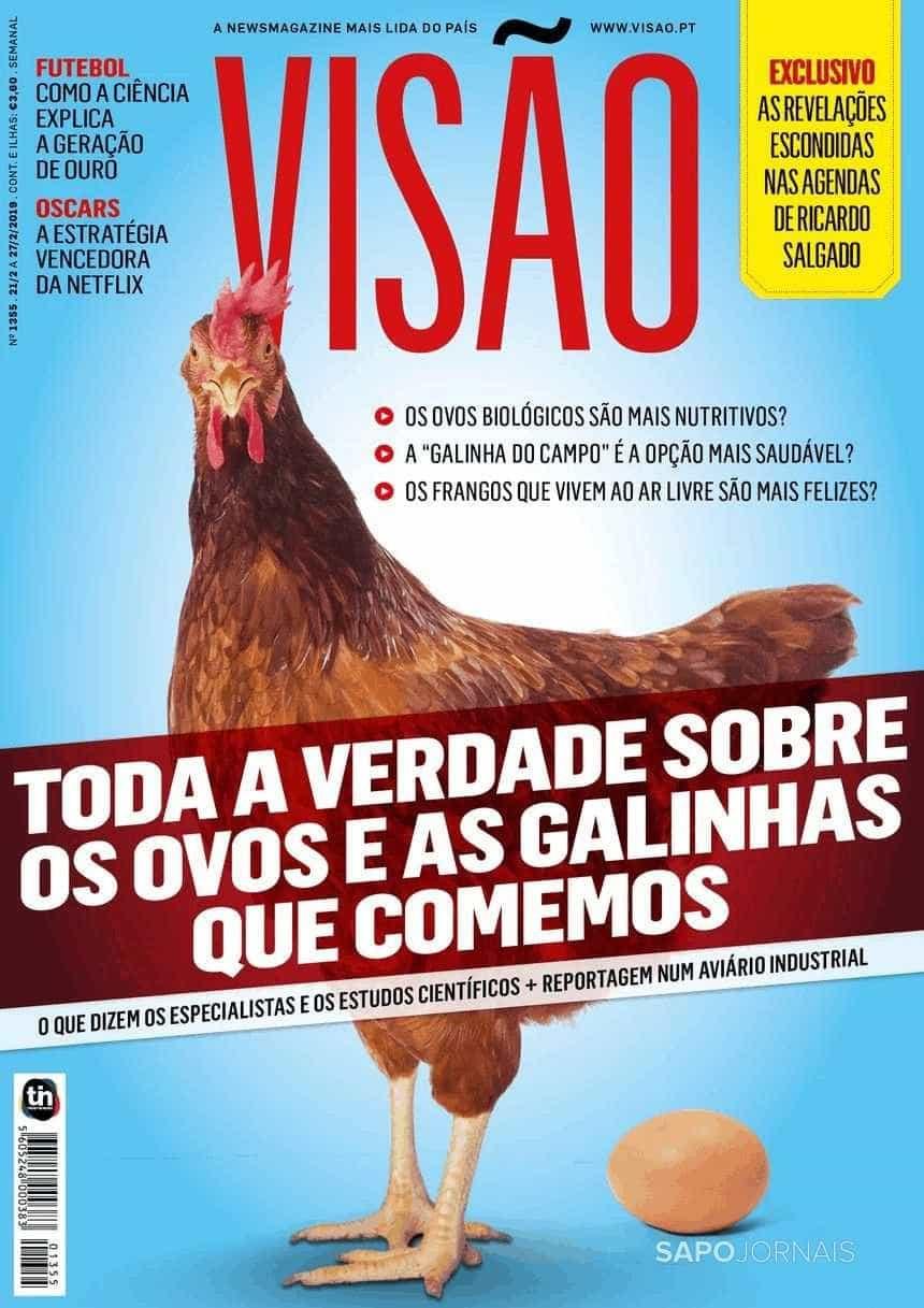 Hoje é notícia: Usam notícias para ameaçar; Verdade sobre ovos e galinhas
