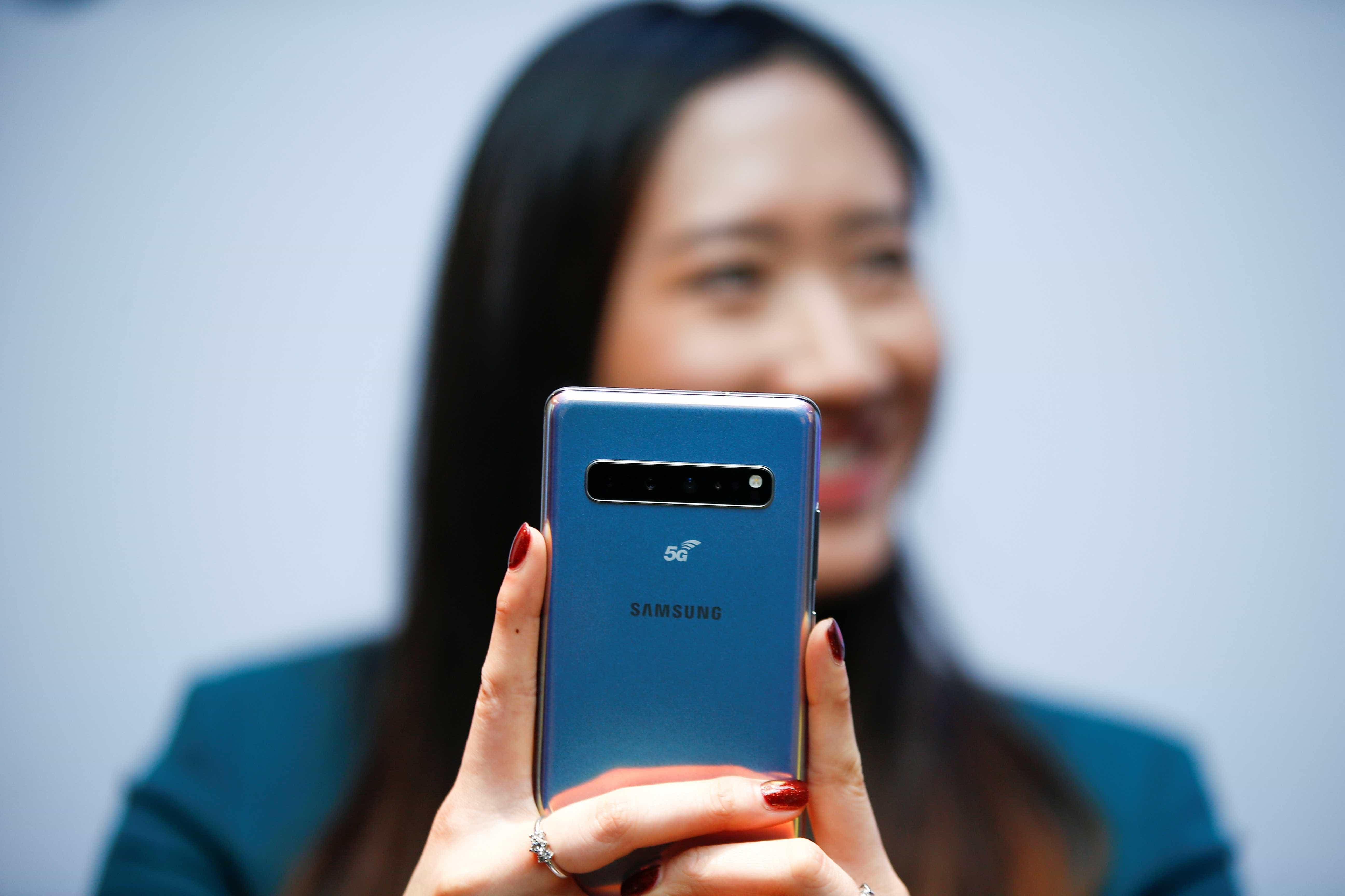 Rumor. O primeiro smartphone 5G da Samsung chega em abril
