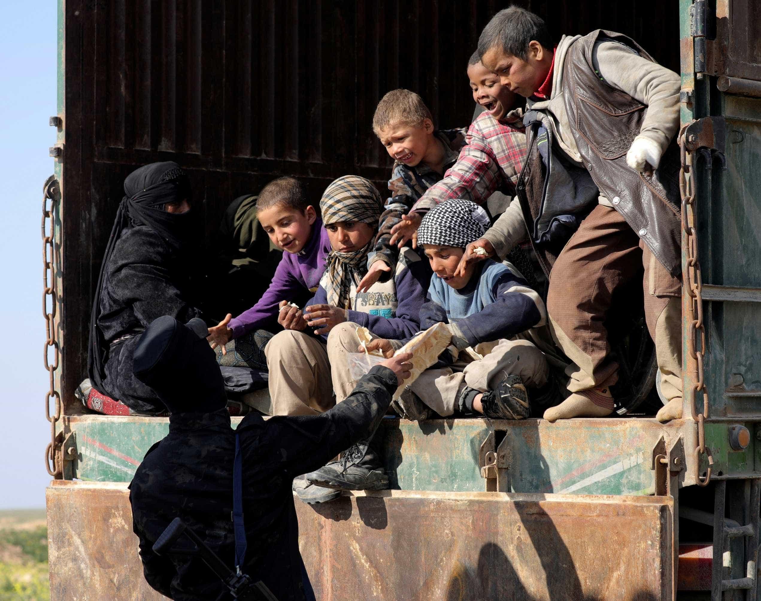 O cerco que se aperta sobre o último enclave do Isis no leste da Síria