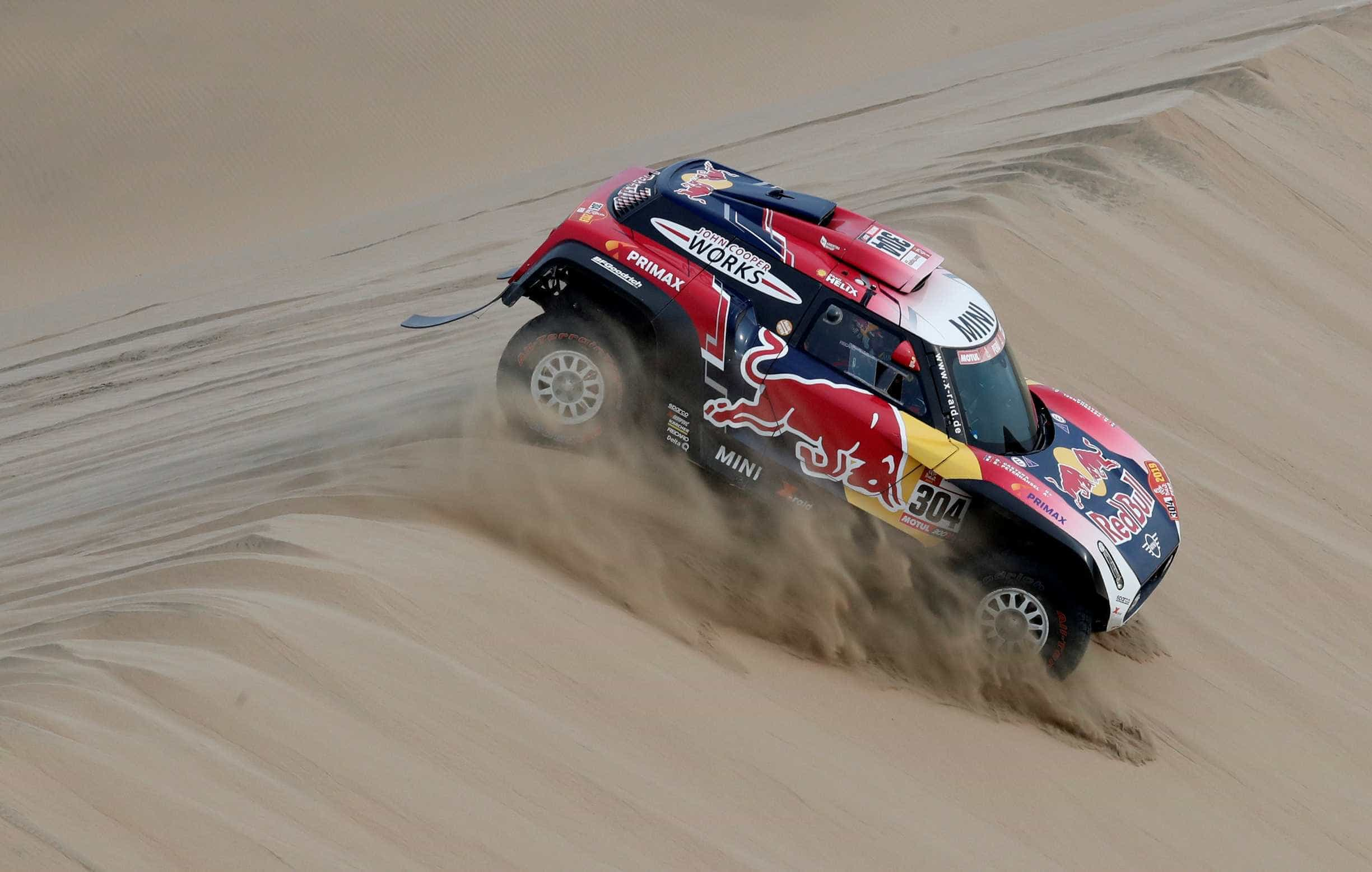Oficial: Rali Dakar muda-se para a Arábia Saudita já em 2020