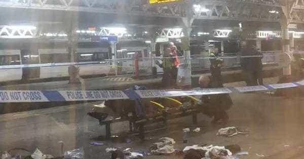 Jovem gravemente ferido após ser baleado em estação de metro em Londres